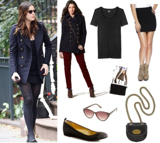Pictures of Liv Tyler in NYC