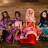 Hello Hijab Makes Muslim Fashion For Dolls in the USA