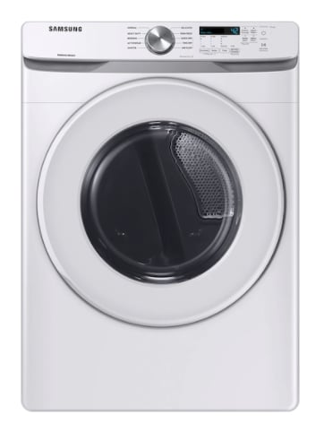 7.5 cu. ft. Electric Dryer with Sensor Dry