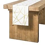Ling's Moment Geometric Table Runner