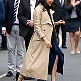 Meghan Markle's Gucci Clutch October 2018