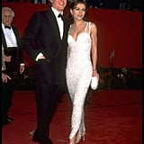 Elizabeth Hurley at the 1995 Academy Awards