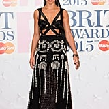 FKA Twigs at the 2015 Brit Awards
