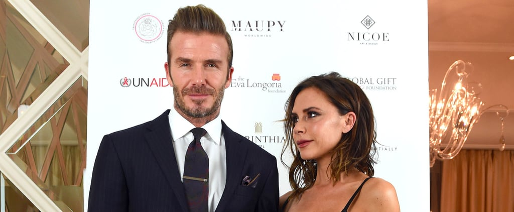 "Victoria Beckham Gushes Over Husband David, Calls Him Her ""Soulmate"""