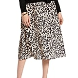 Halogen Midi Skirt