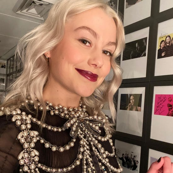 Phoebe Bridgers Wears Gucci Dress For Saturday Night Live