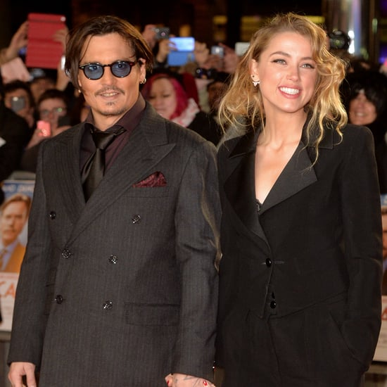 Johnny Depp and Amber Heard Are Married!