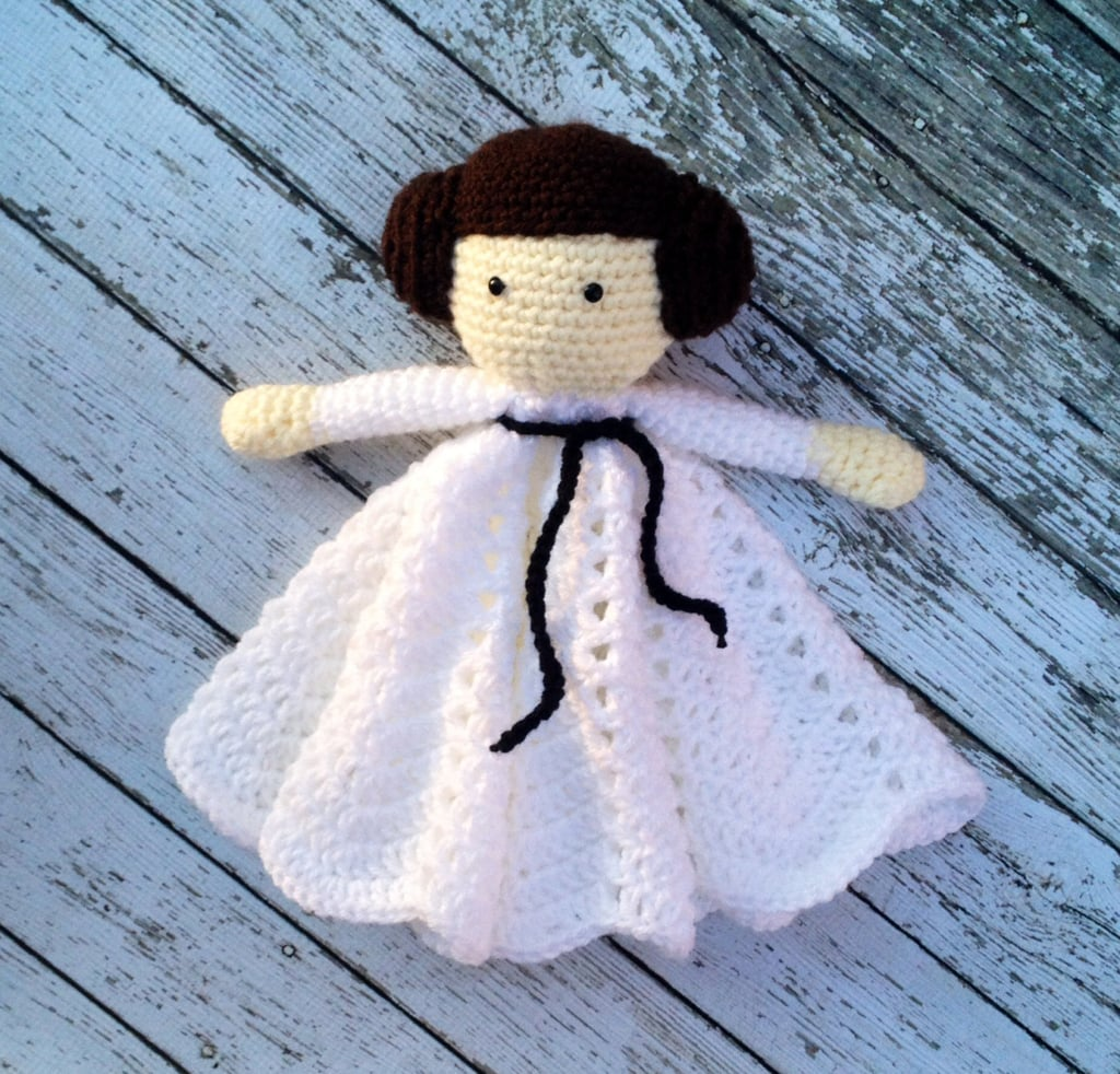 Princess Leia Lovey