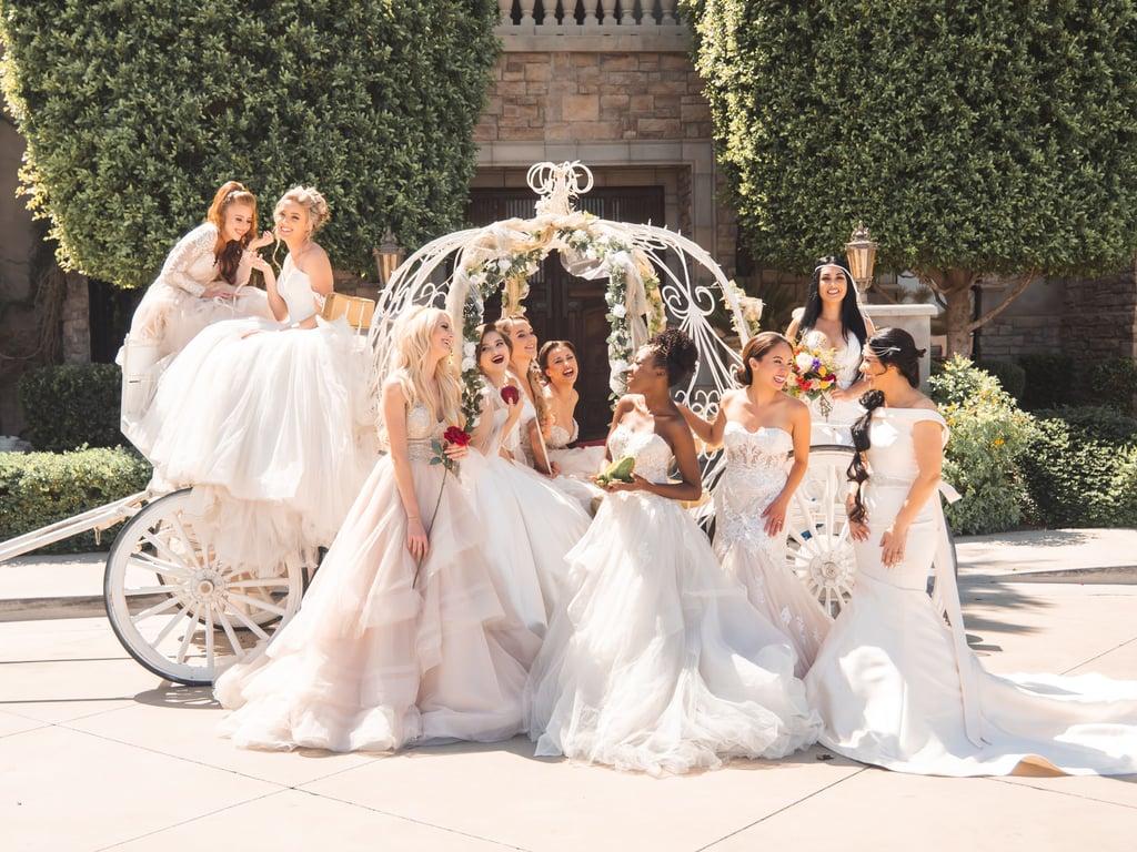 Disney-Princess-Themed Wedding | POPSUGAR Love & Sex