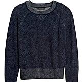 Cashmere Raglan Sweater