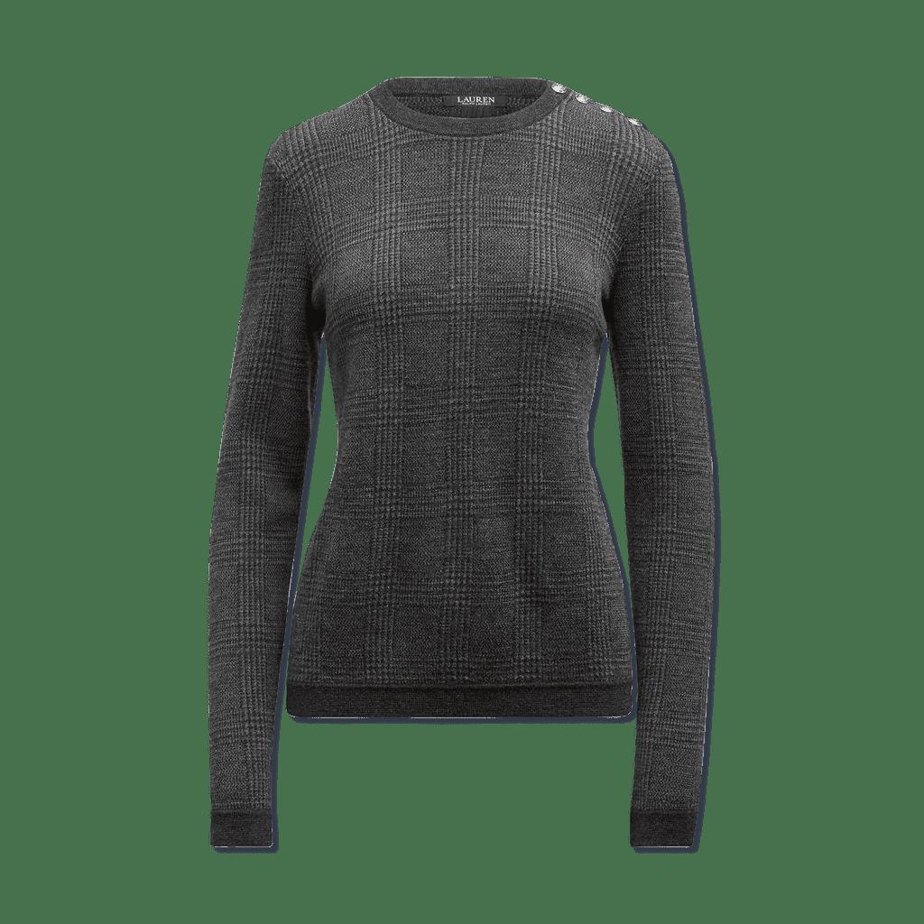 Lauren Ralph Lauren Merino Wool Sweater