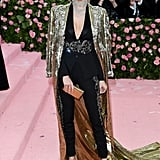 Poppy Delevingne at the 2019 Met Gala