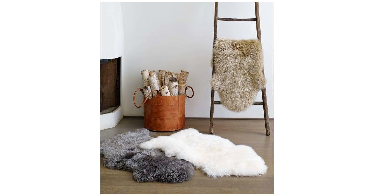 Ugg Cozy Sheepskin Rug Cozy Gifts Popsugar Home Photo 8