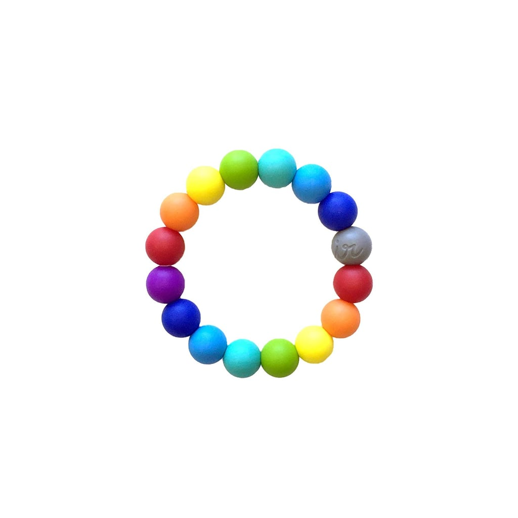 Itzy Ritzy Teething Happens Silicone Bracelet