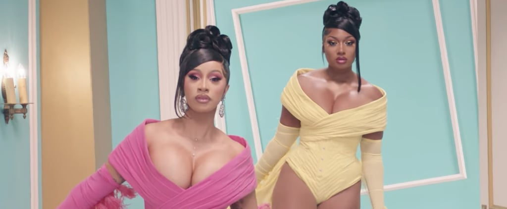 "Cardi B and Megan Thee Stallion's ""WAP"" Music Video Outfits"