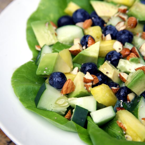 400-Calorie Healthy Lunches