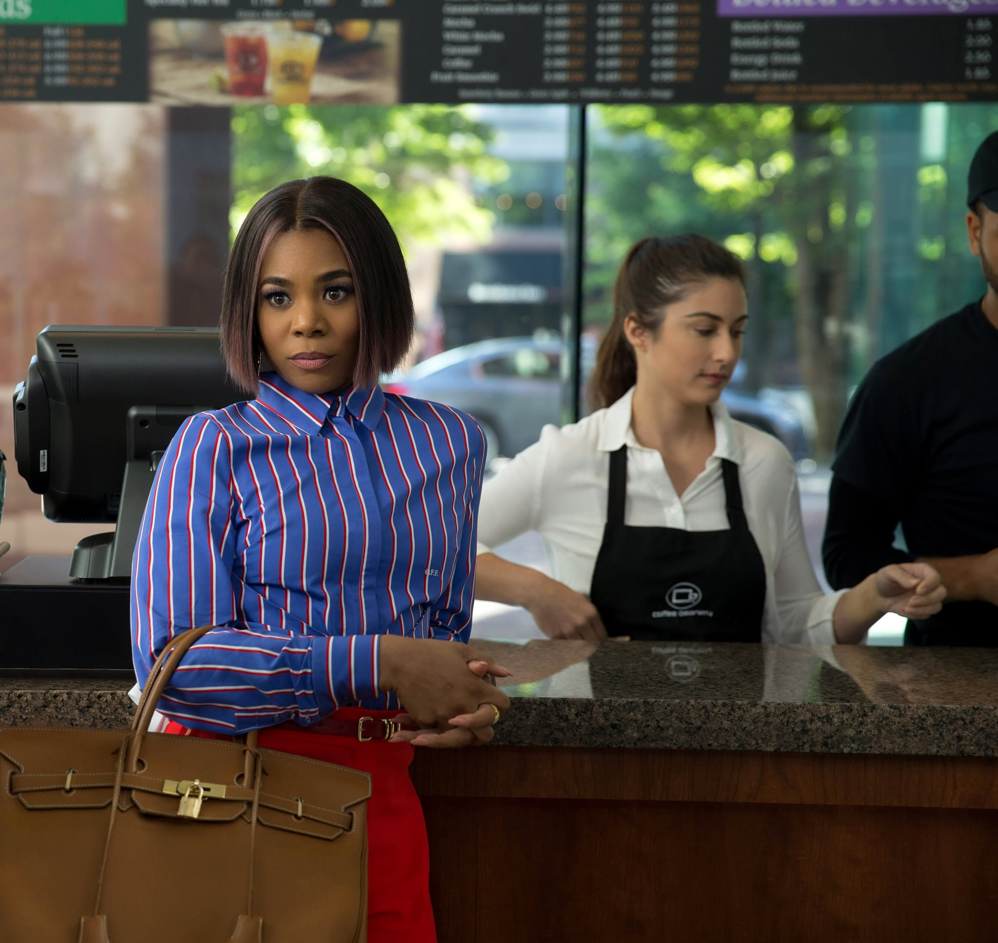 LITTLE, Regina Hall (left), 2019.  ph: Eli Joshua Ade /Universal /courtesy Everett Collection