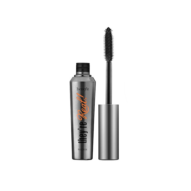 Coat Every Last Lash: Benefit They're Real! Mascara, $40