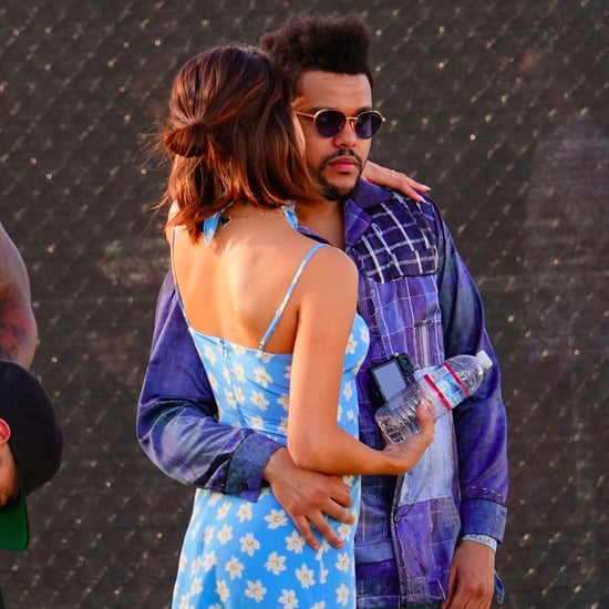 Selena Gomez and The Weeknd at Coachella 2017