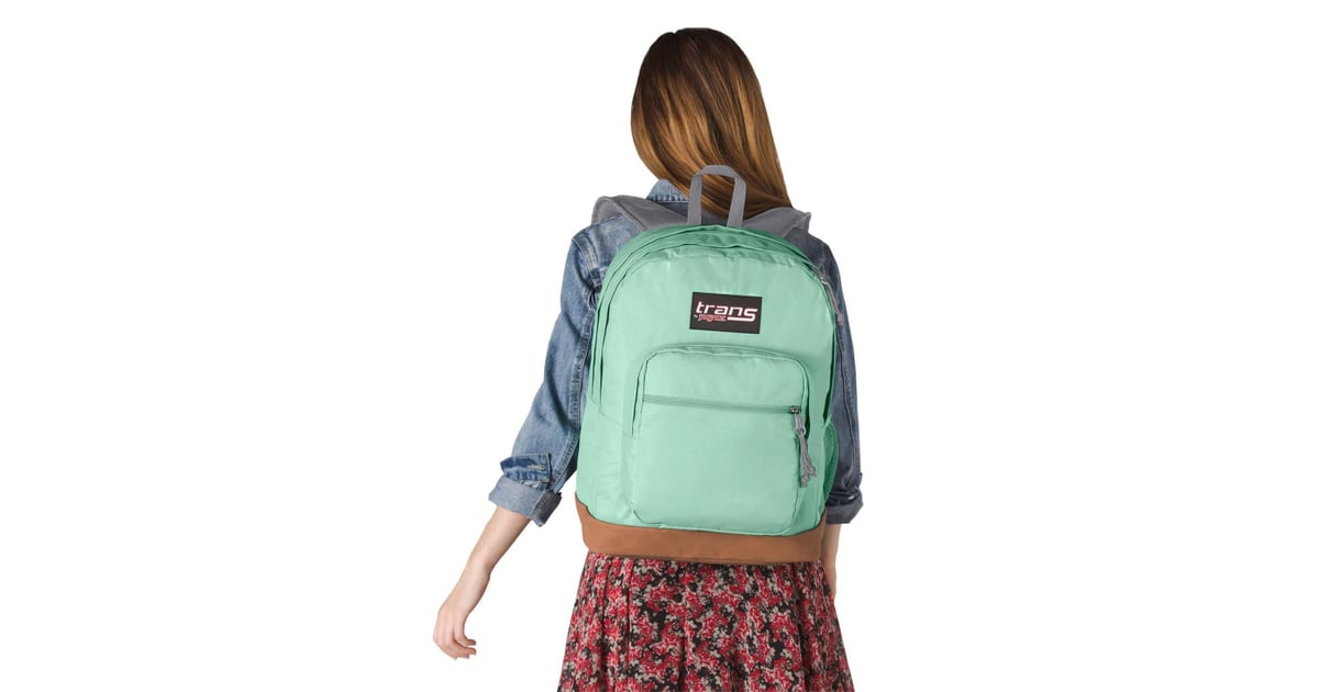 Brook Green Trans by JanSport Super Cool Backpack | Best ...