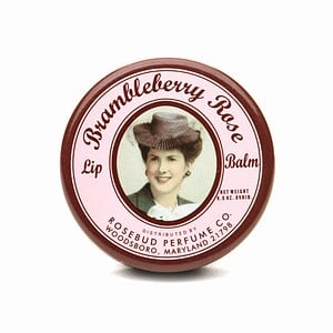 Reader Review of the Day: Rosebud Perfume Co. Brambleberry Rose Lip Balm