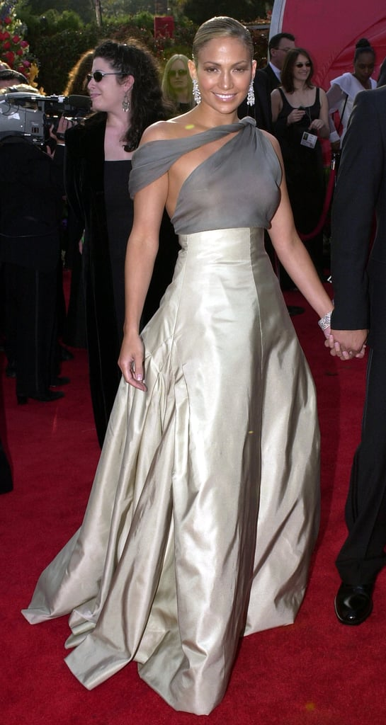 At the Oscars in 2001