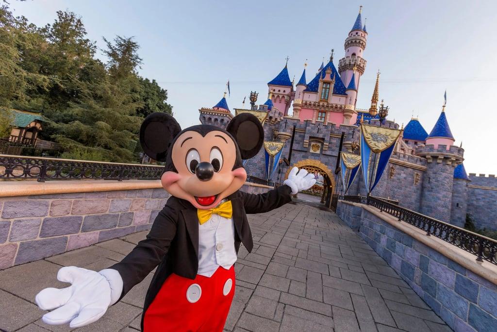 The Calmest Rides for Little Kids at Disneyland
