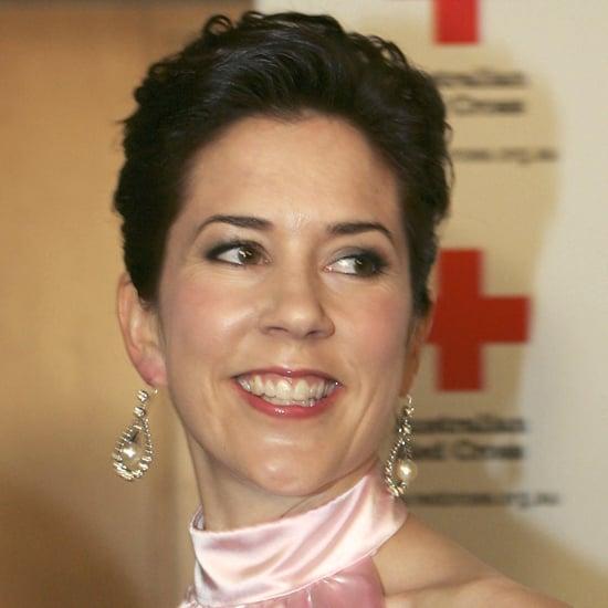 March 2005: Red Cross Gala in Sydney