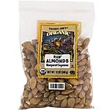 Organic Raw Almonds ($8)