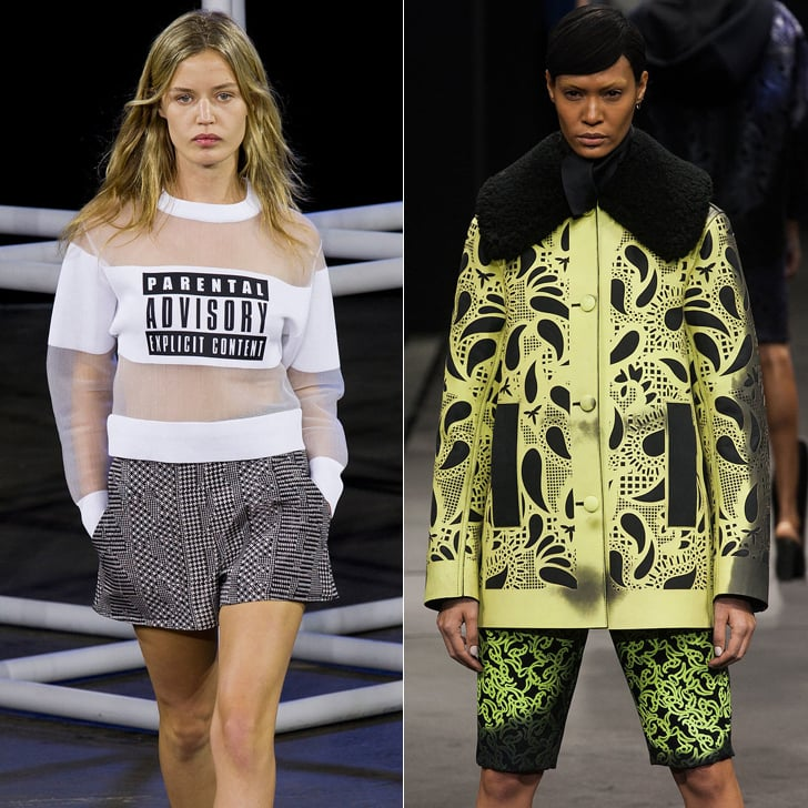 Alexander Wang and H&M Collaboration