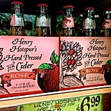 Henry Hotspur's Hard Pressed For Rosé Cider ($7)