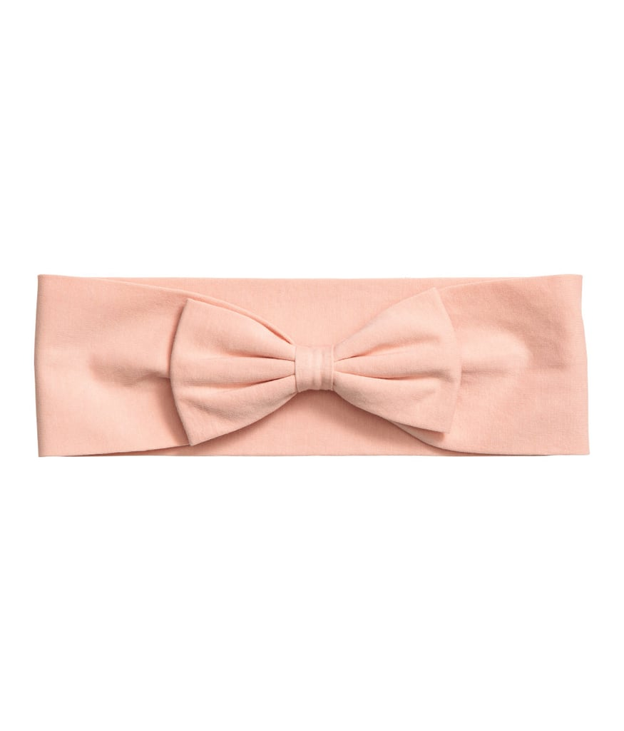 Hairband with Bow  ($7)