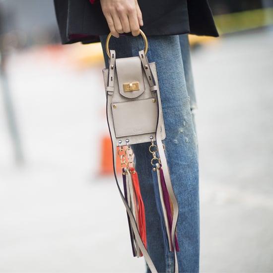 672e2538bc Stella McCartney Crossbody Bag Phone Holder w  Chain Trim ( 560 ...