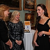 Kate Middleton Black Preen Dress at 2016 Place2Be Awards