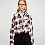 Our Pick: Mango Oversize Check Shirt