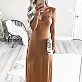 Forever 21 Contemporary Jersey Maxi Dress