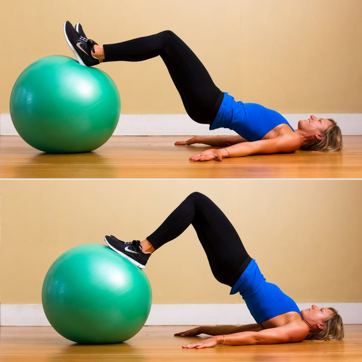 Stability Ball Hamstring Curl T Nation: Best Stability Ball Exercises