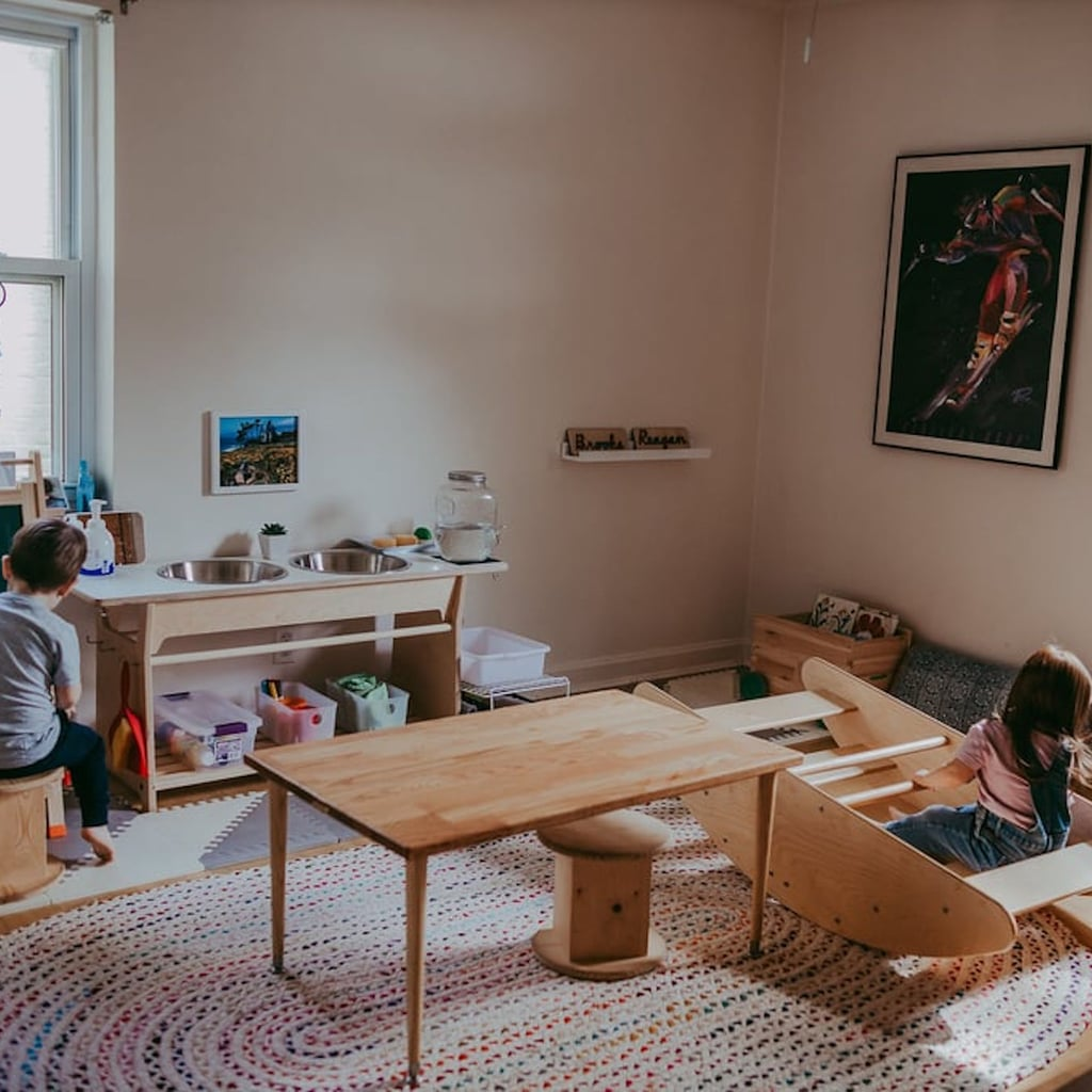 How To Design A Fun And Educational Playroom For Your Kids Popsugar Family