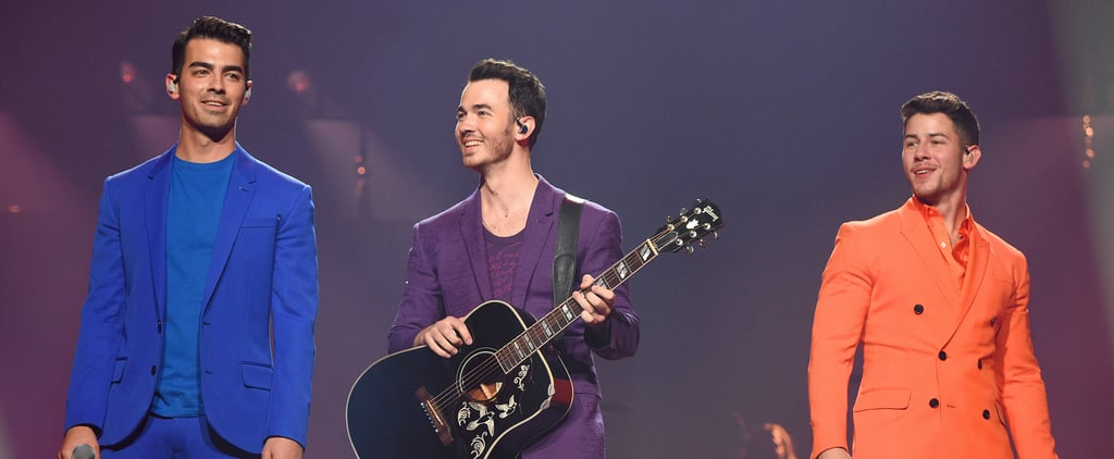 Kevin Jonas Kisses Daughter Alena on Happiness Begins Tour