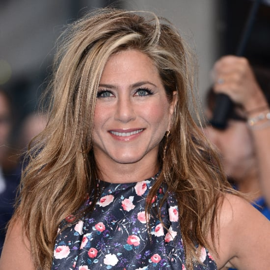 Jennifer Aniston Big Hair | We're the Millers Premiere