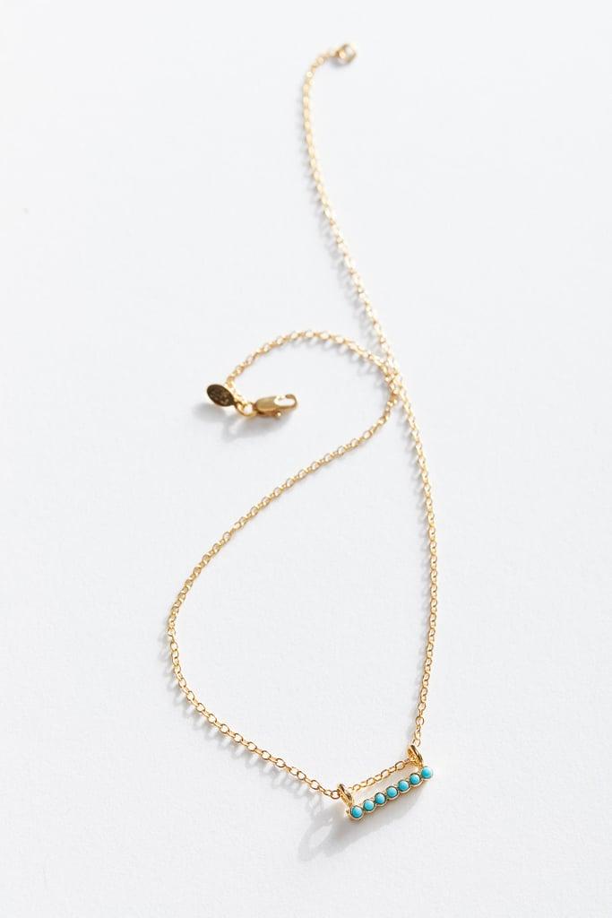 Studio Grun Crown Necklace
