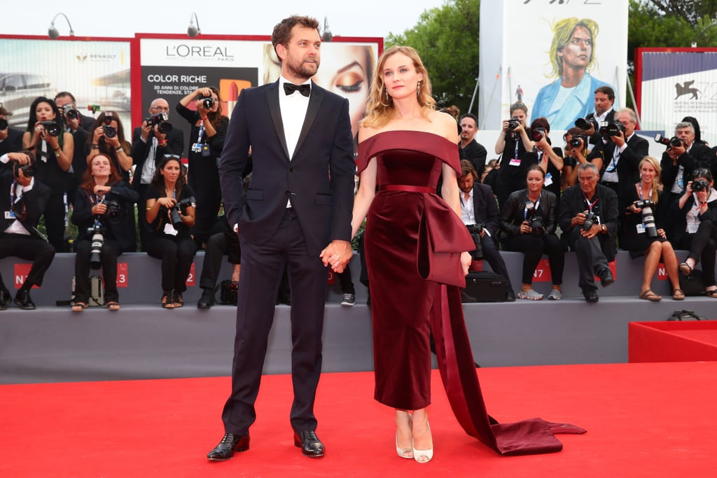 The Ultimate Couple Style Showdown Just Happened at the Venice Film Festival
