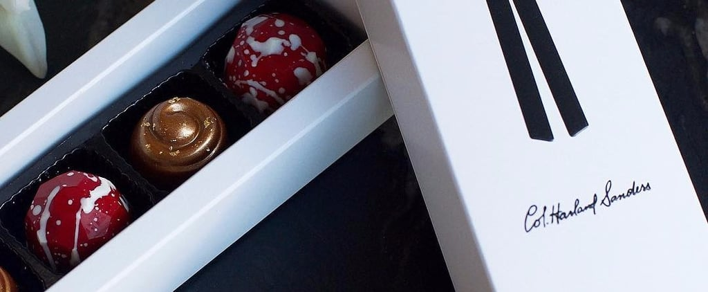 KFC Is Now Serving Chicken-Flavored Chocolate Truffles — Yes, Really!