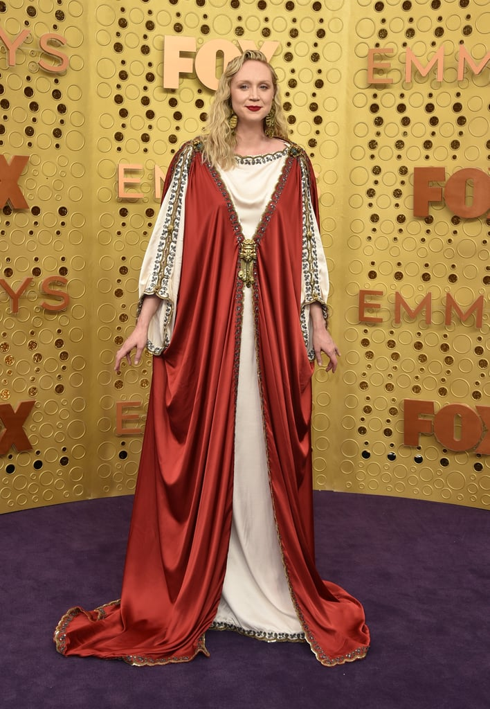 Gwendoline Christie at the 2019 Emmys