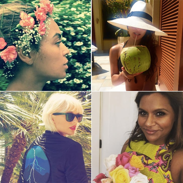 The Best Celebrity Summer Instagram Pictures 2016