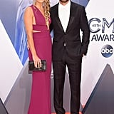 Lauren Gregory and Thomas Rhett