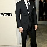 Tom Ford wore sunglasses.