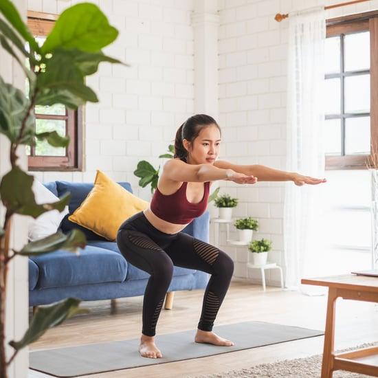 طريقة تخفيف آلام العضلات بعد تمارين القرفصاء