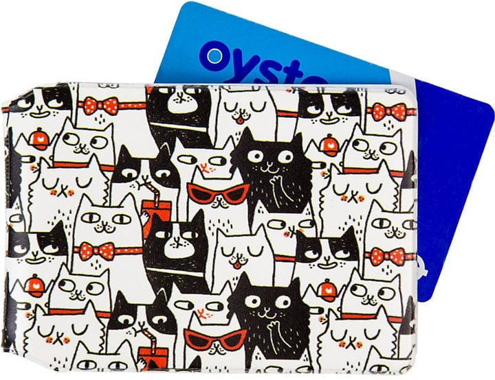 Ohh Deer Cats Oyster Card Holder (£7)
