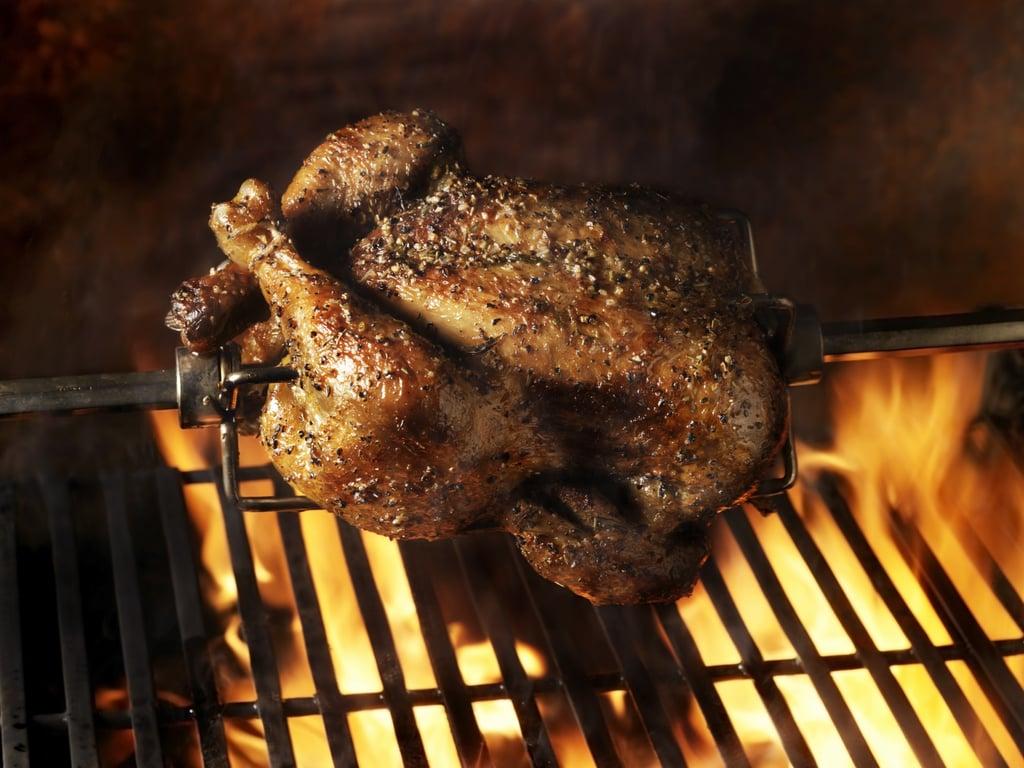 Utilize a Rotisserie Chicken